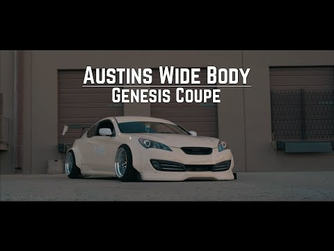 Austin Wide Body Genisis Coupe Foreign int l