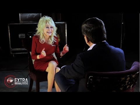 EXTENDED INTERVIEW | Dolly Parton.