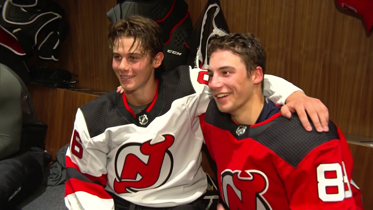 online store cfe2d 5d500 Jack Hughes: I Love Jersey Already | New Jersey Devils