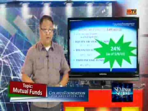 Mutual Funds by Armand Bengco of Colayco Foundation