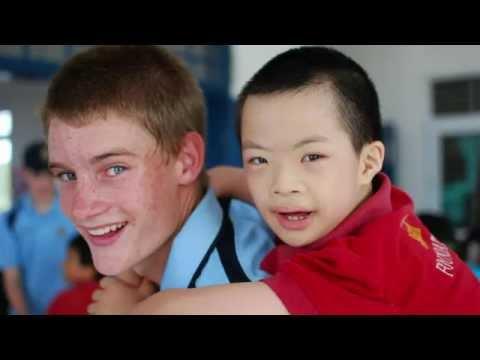 Vietnam/Cambodia Service Learning Trip Hale School 2016