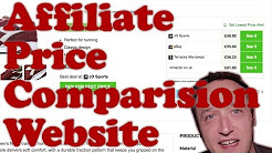 How to make an AFFILIATE PRICE COMPARISON website with WordPress, Content Egg and RE:HUB. Tutorial!