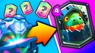 GEMMING Inferno Dragon! HOW MANY CHESTS? Clash Royale