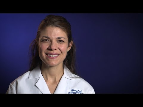 Amalia J Stefanou, MD -- Colon & Rectal Surgery, Henry Ford Health System