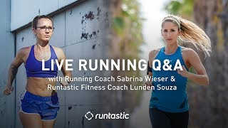Running Q&A with @Runningbrina: First Marathon Tips, Nutrition & More!