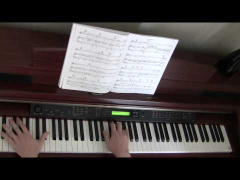 Wicked - Defying Gravity (Piano)