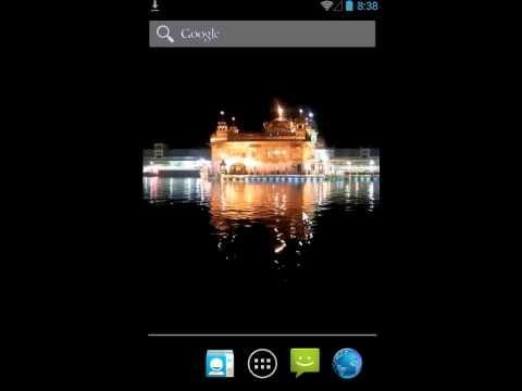 Golden Temple Live Wallpaper Youtube