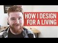 How I Make a Living as a Freelance Graphic Designer