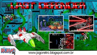 Last Defender (PC Gameplay - Shmup Fangame)