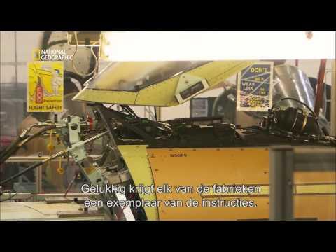 National Geographic Megafactories  Eurofighter Typhoon