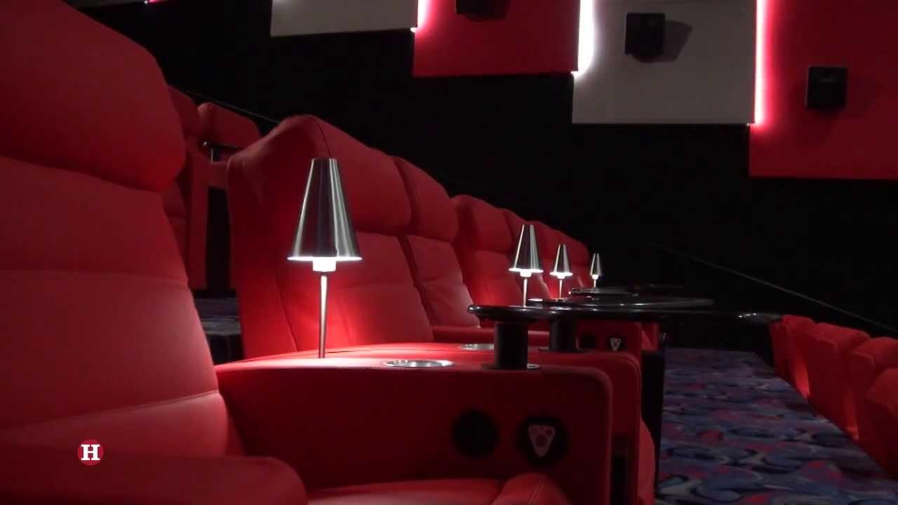 Salas vip y cine en 4d llegan a barranquilla youtube - Sala de cine en casa ...