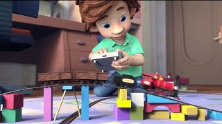 The Fixies  The Amazing Train Collection  Videos For Kids  Cartoons For Kids  Wildbrain
