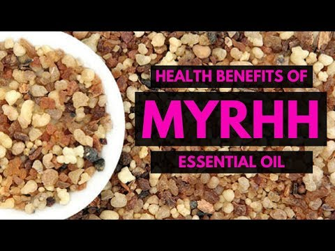 Myrrh Oil - Top 10 Health Benefits and Uses of Myrrh Essential Oil
