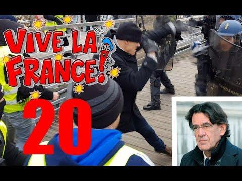 Luc Ferry, Boxeur VS Police & Schiappa VS Leetchi ! (Vive la France #20)