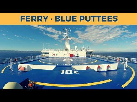 Passage ferry BLUE PUTTEES, North Sydney - Port aux Basques (Marine Atlantic)