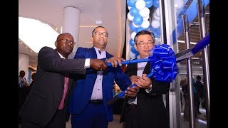Kenya news | Samsung opens largest Africa retail store at Two Rivers Mall