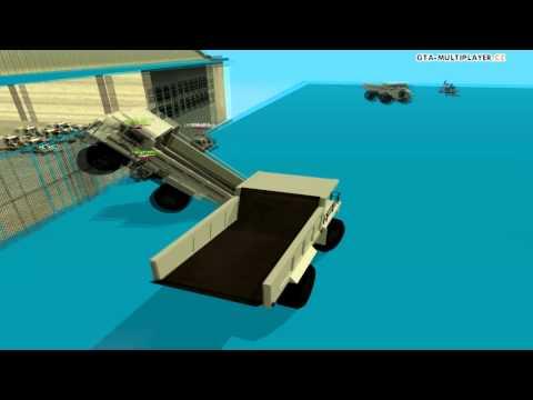 GTA-MULTIPLAYER.CZ | Dumper vs. Sweeper [HD]