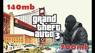 GTA 3 highly compressed | download Android + Gameplay Proof