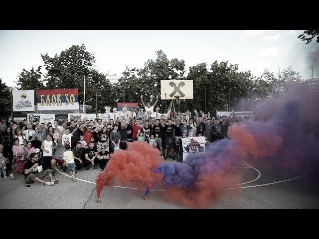 Trojka iz bloka -  blok 30 Novi Beograd 2018