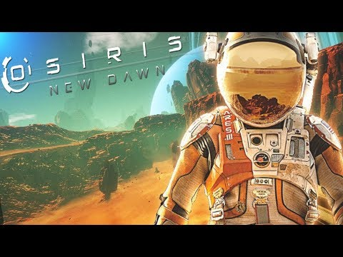 Osiris New Dawn | THE MARTIAN!! (New Updates)