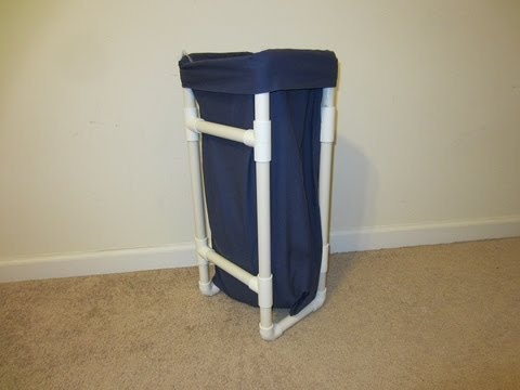 Pvc Laundry Basket