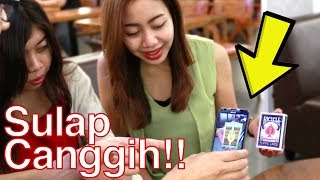 APLIKASI SULAP CANGGIH!! Trik Sulap Gratis Di HandPhone Kamu!! 3D Augmented Reality!!!