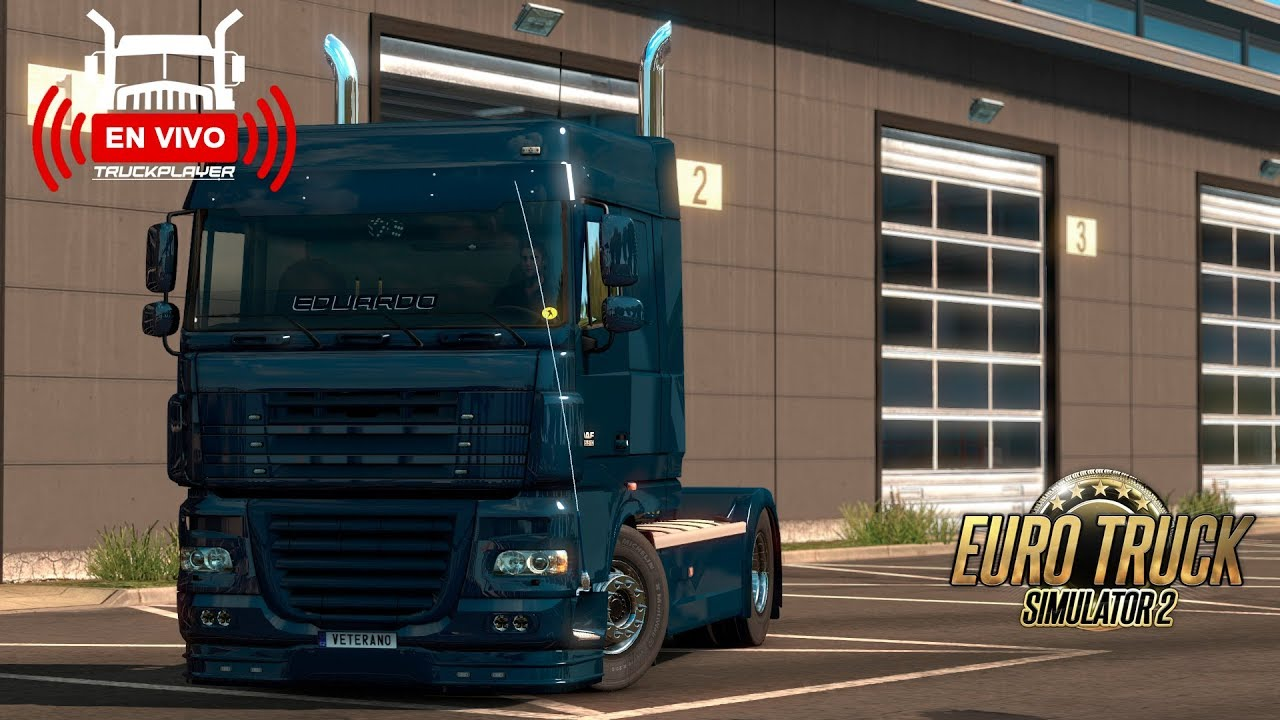 Envivo Truckplayer Euro Trucks Simulator 2 Multiplayer