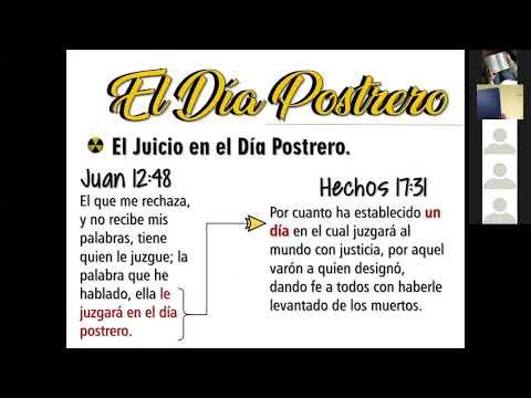04 Serie Biblica Dia Postrero Youtube
