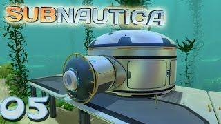 EN AVANT POUR LA BASE SOUS MARINE ! | Subnautica ! #Ep5