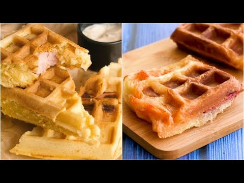 3 Savory ways ideas to Change Up the Way You Waffle