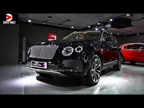 Bentley Bentayga Walkaround Review #Cars@Dinos