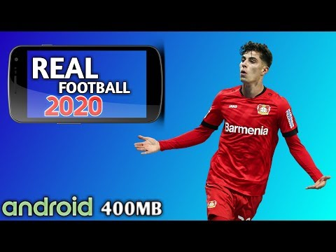 Real Football 2020 Mod Android Offline 400 MB Good Graphics GamePlay