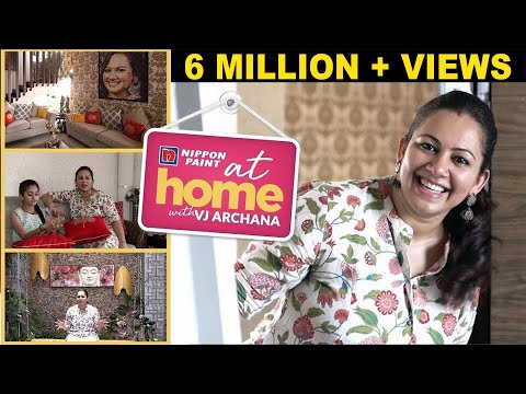 At Home With VJ Archana And Her Daughter Zara| My Home Is Love And Happiness To Me | JFW Exclusive