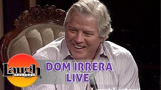 Tom Wilson - Dom Irrera Live From The Laugh Factory (Podcast)