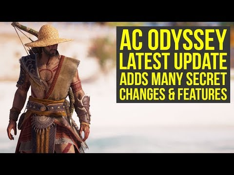 Assassin's Creed Odyssey Update Added MANY Secret Features & Changes! (AC Odyssey secrets) thumbnail