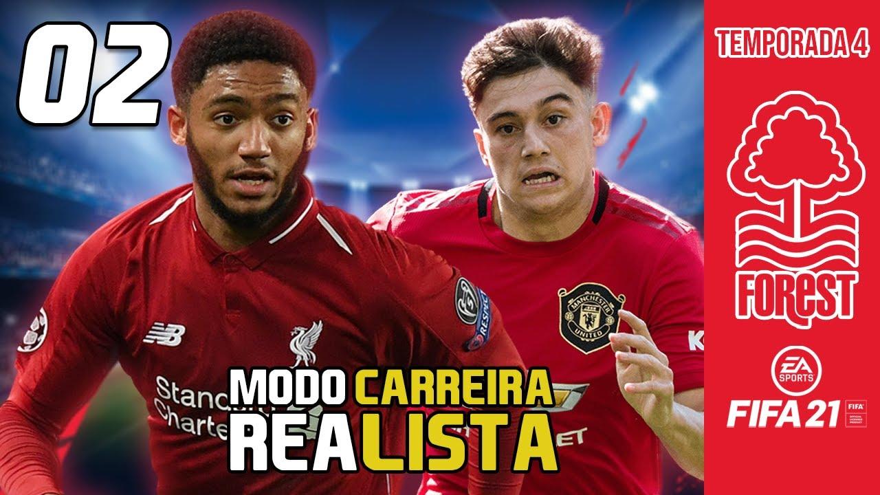NEGOCIAÇÃO INESPERADA | T.04 Ep.02 | MODO CARREIRA REALISTA FIFA 21