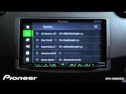 How to - AVH-4000NEX - Use the HD Radio Tuner