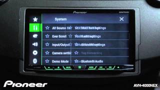 How to - AVH-4000NEX - Use the HD Radio Tuner