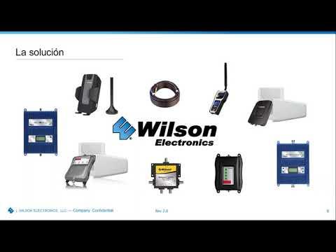 Repetidores De Señal Celular Marca Wilson Y Weboost