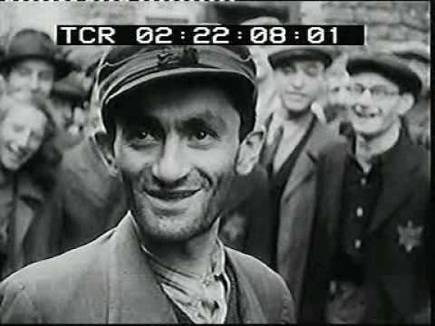 Jewish Ghetto 1945
