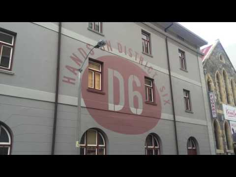 My quick but haunting visit to the District Six Museum