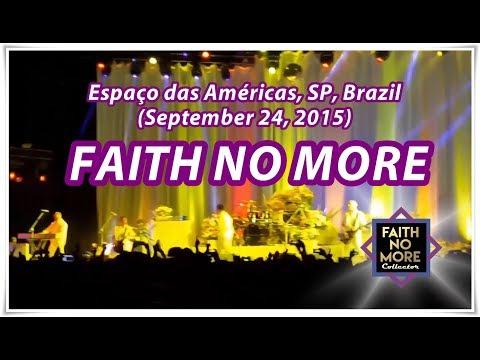 Faith No More at Espaço das Américas, São Paulo, SP, Brazil (September 24, 2015)