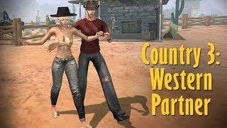 (3d Sanal Dünya)SL - 3 CD 92 Ülke: Batı Ortak - çift dans animasyon