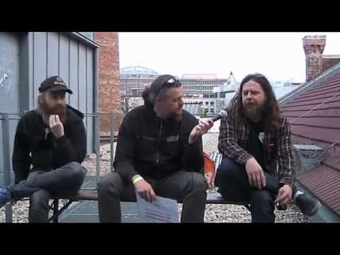 Red Fang Video Interview