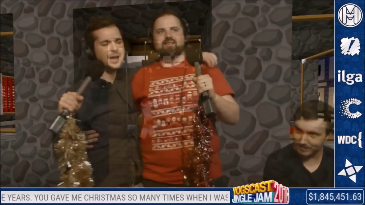 Yogscast Lewis and Turps sing: Fairytale Of Sipsco - YouTube
