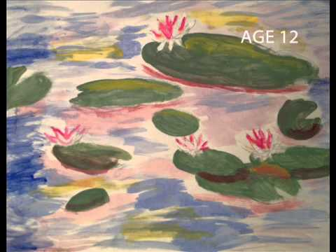 KIDS ART STUDIO-IMPRESSIONISM 2013 - YouTube
