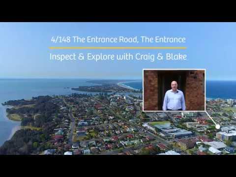 4/148 The Entrance Road, The Entrance - 2 Bed | 1.5 Bath | 1 Car