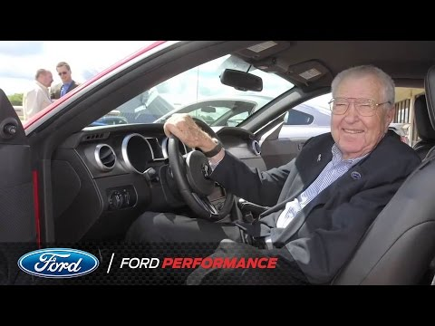 Racing Legend Carroll Shelby   In Their Own Words   Ford Performance