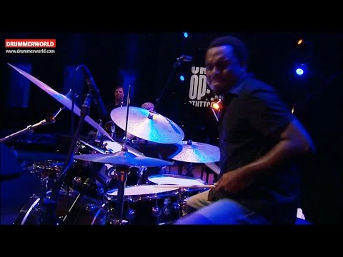 Nate Smith: DRUM SOLO from The Wheel (Chris Potter)