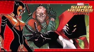 [SHP] 78 Deadpool 2099 เรื่องราวของลูกสาวเดดพูล!!